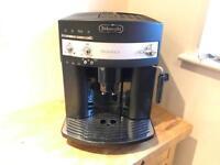 De'longhi magnifica bean to cup coffee machine esam 3000