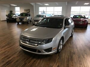 2010 Ford Fusion Sport AWD  [lth/s-roof]