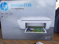 HP Deskjet 2130 for sale unopened and unused