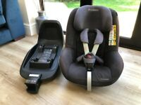 Maxi-Cosi FamilyFix ISOFIX Base & 2-way Family Pearl, i-SIZE, Group 1 RRP £300+