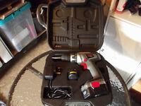 Extreme 18V Cordless Drill