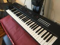 Yamaha MX 61 with gig bag