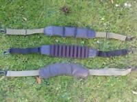 3 fishing bag straps
