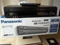 Panasonic DVD Video Combi recorder hd Freeview