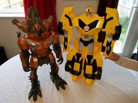 Tranformers toys 69 model collection bundle