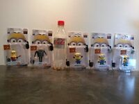 various despicable me 2 action figures