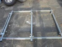 Ford Transit Connect Heavy duty full roof rack with roller