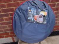 Pop up tent - ideal for festival