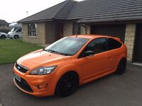 2008 / 08 Ford Focus St 2 // Stage 3