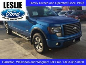 2011 Ford F-150 FX4 | Supercrew | Accident Free | Local Trade