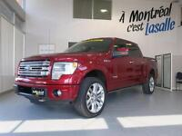 2013 Ford F-150 LIMITED CrewCab 4X4 Sublime!!