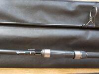 Fox Warrior TT Exclusive 3.5 lb 12 ft fishing rods (brand new)