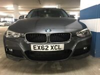 BMW 3 Series 2.0 320d Sport 4dr (start/stop). CAT D. Mint condition.