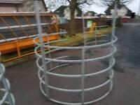 New large galvanised kissing gate farm livestock tractor