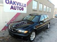 2002 BMW 325xi WAGON, NAVI, CERTIFIED & FREE WARRANTY