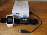 Polar M400 watch with HRM