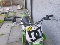 Motocross kawasaki kx 65