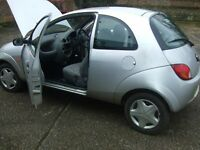 Ford KA for repair or spares