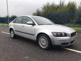 volvo s40 s 1.6 diesel long mot excellent condition 2007 plate