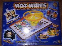 John Adams HOTWIRES The plug and play electronics set.