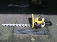 """Landscape Petrol Hedge Trimmers Double Sided 24"""" Blades"""