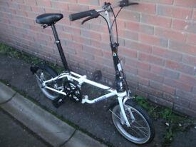 Mariner Folding Bike