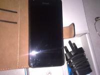 Microsoft (Nokia) Lumia 550 Black, Boxed- As new