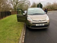 Citroen C4 Grand PICASSO 1.6 VTR+ Diesel 7 seat MPV, Good all round family car. £1750.00 ono