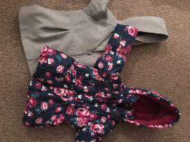 Girls coats age 2-3