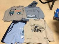 3-4 years 7 items