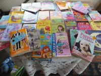 Job Lot, 36 books, Teen fiction, Jacqueline Wilson, Dahl etc (See photos) £6 to clear.