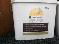 Fast point jointing compound