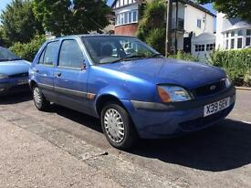 Fiesta 1.25l - runner but suggested spares or repair