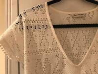 Crochet Miss Selfridge dress