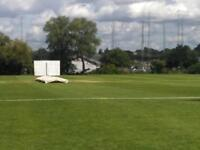 ** Competitive cricket - South West London