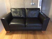 Double seated sofa