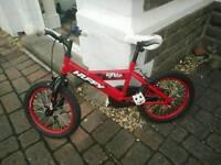 """Huffy Ignite 16"""" Boys Bike VGC"""