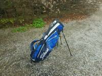 Titleist light weight golf bag
