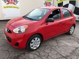 2015 Nissan Micra S, Automatic, Only 54, 000km