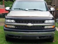 2000 Chevrolet Silverado 1500 pick up 4x4