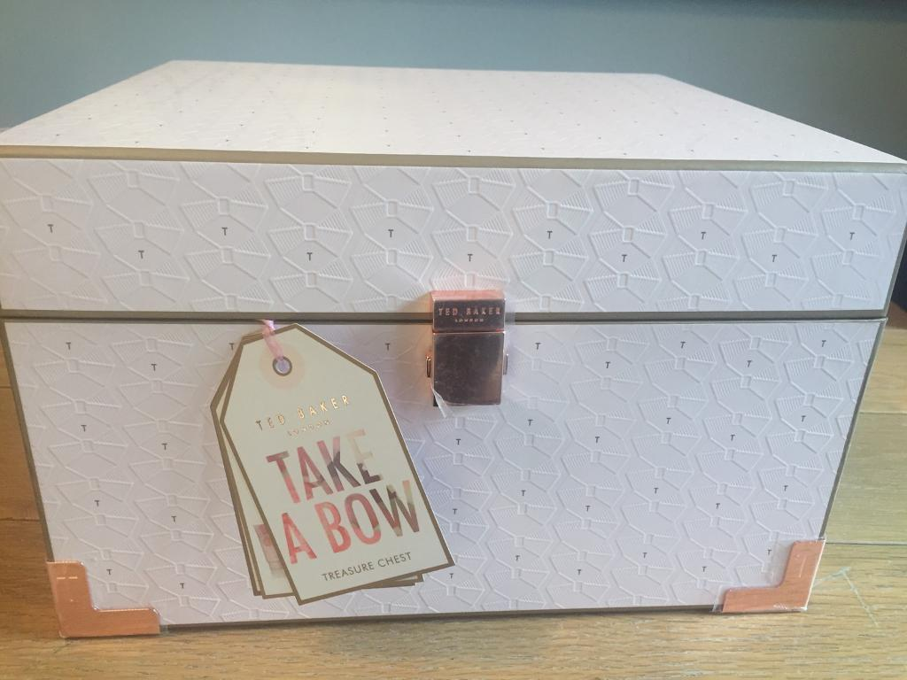 Ted Baker Gift Set Beauty Box Brand New In Romiley