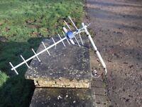 External or Loft TV Aerial