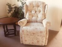 Celebrity Upholstery Recliner Chair manual
