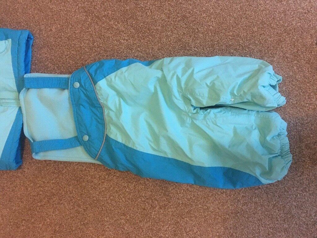 af3d57640 12-18 Months Trespass Teenie Baby Ski suit