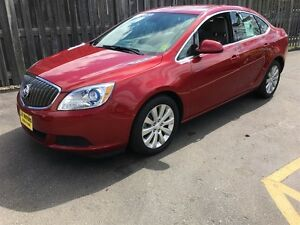 2016 Buick Verano Automatic, Leather, Steering Controls