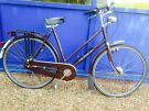 Very Rare Sought After Dutch Values Hub gears Hand Operated Breaks Pristine