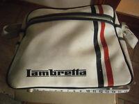 LAMBRETTA SHOULDER BAG
