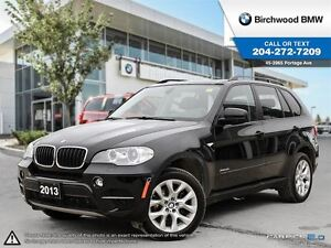 2013 BMW X5 35i Executive Comfort & Technology Packages!