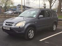 2004 HONDA CRV 2.0 AUTOMATIC SE * 1 OWNER * HALF LEATHER * SUNROOF * PX * DELIVERY *