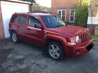 2007 Jeep Patriot 2.0L diesel. £2,750